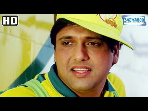 Best of Govinda scenes from Pyar Diwana Hota Hai [HD] - Rani Mukerji - Best Comedy Movie