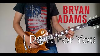 Bryan Adams - I Do It For You ** SOLO COVER **