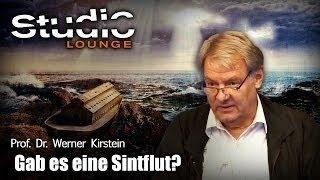 Gab es eine Sintflut? Vortrag von Prof. Werner Kirstein