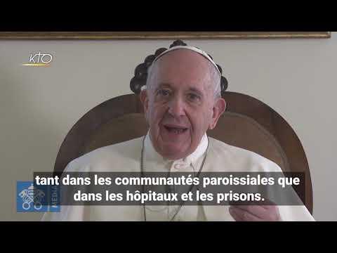 Message du pape François aux Malgaches