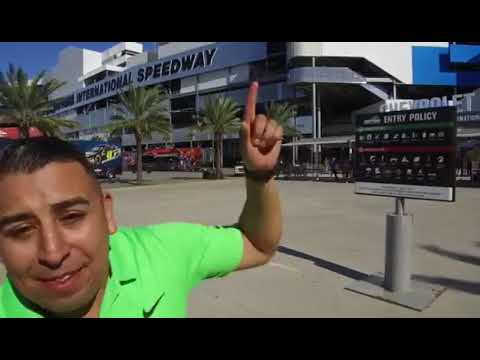 Zeny's Concessions Trailer at the Daytona 500 NASCAR event built by One Fat Frog