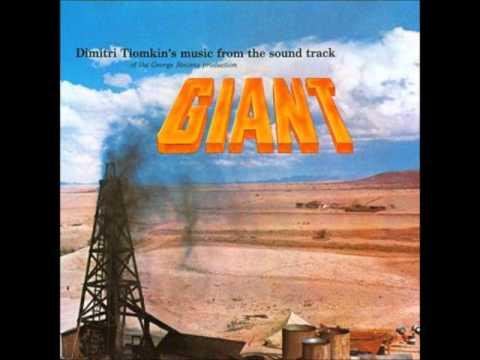 Dimitri Tiomkin: Giant - Main Title