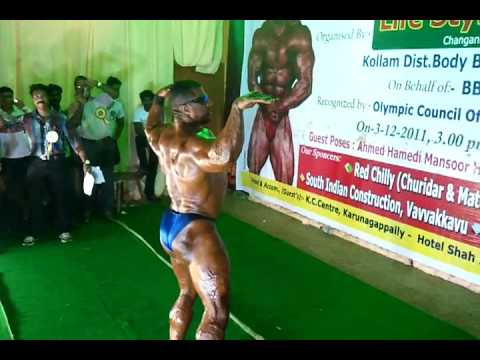 kollam dist body building