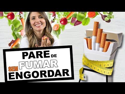 Imagem ilustrativa do vídeo: O que comer para não engordar quando  parar de fumar