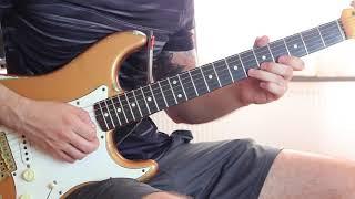 Duman - Yanıbaşımdan 2.Bölüm (Solo Gitar Dersi)