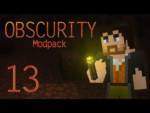 Traveller's Gear and Mob Farm (Minecraft Obscurity Modpack | Episode 13) [Modded Minecraft]
