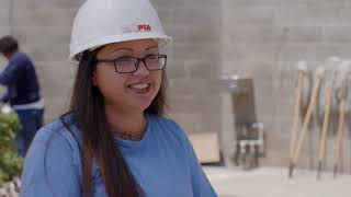 Future Construction Workers at Folsom Women's Facility