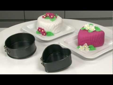 Video TESCOMA forma na dort rozkládací DELÍCIA ø 12 cm 2