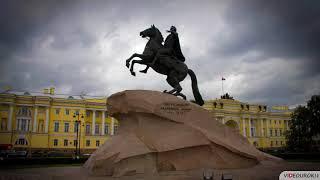 Видеоурок по истории «История одного города. Санкт-Петербург»