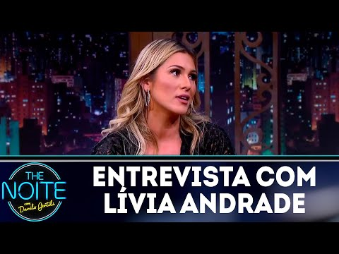 Entrevista com Lívia Andrade | The Noite (12/04/18)