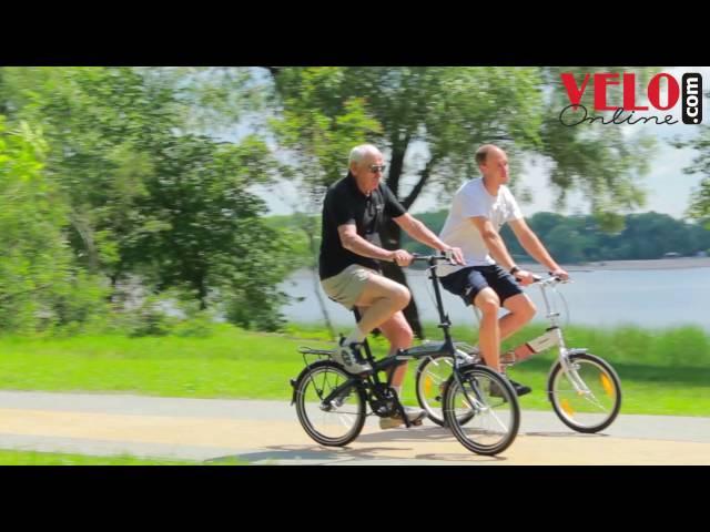 Видео Велосипед Giant FD806 white