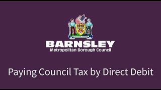 Paying Council Tax by Direct Debit