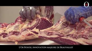 Or Rouge, Beauvallet's major innovation
