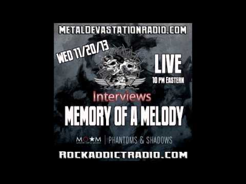 DJ REM Interviews - Memory of a Melody