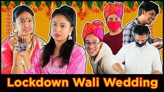 Lockdown Wali Wedding // Captain Nick