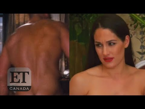 Download Nikki Bella Hated Seeing John Cena's Butt HD Mp4 3GP Video and MP3
