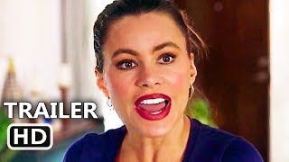 THE FEMALE BRAIN Sofia Vergara Trailer (2018) Comedy Movie HD