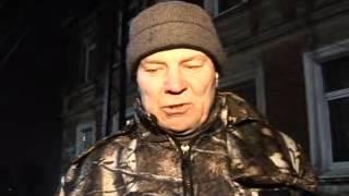 preview picture of video 'В Гусеве в результате пожара многодетная семья оказалась без крова'