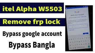 itel alpha w5503 frp bypass - Thủ thuật máy tính - Chia sẽ