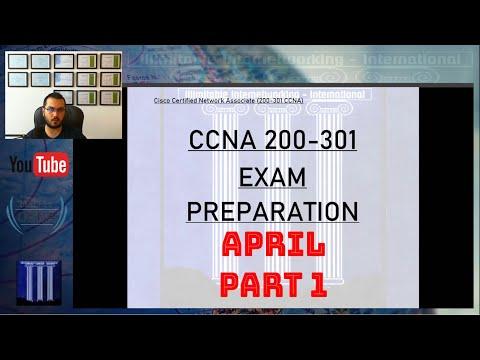 01 - CCNA 200-301 - Exam Preparation - Part 1 - YouTube