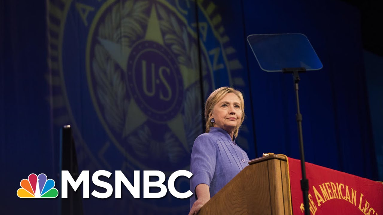 What The FBI's Hillary Clinton Notes Reveal | MSNBC thumbnail