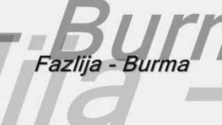 F A Z L I J A     BURMA