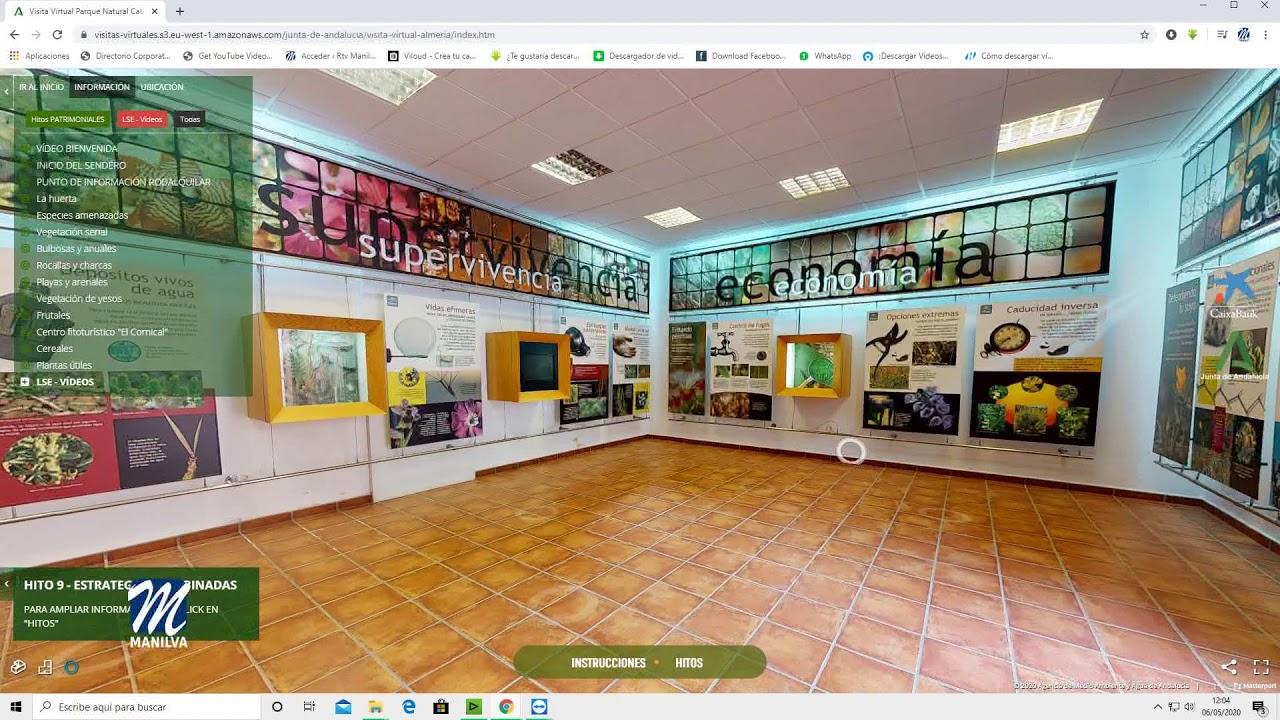 Tours virtuales Andalucía
