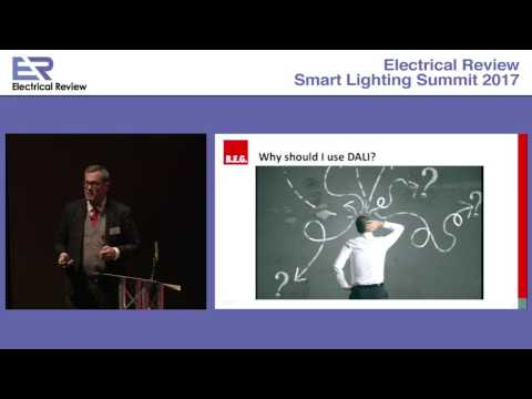 Smart Lighting Summit 2017: Paul Jones, B.E.G.