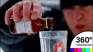Продавцы пытались сбежать! Подпольная продажа «Боярышника» предотвращена в Москве