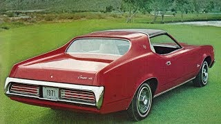 Why The 1971-1973 Mercury Cougar Is So Unique