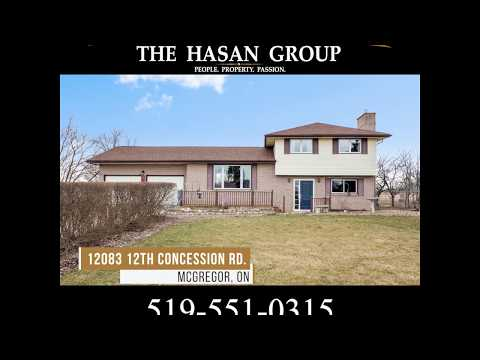 SOLD SOLD!! 1 ACRE LOT IN ESSEX ~ 12083 12th Concession