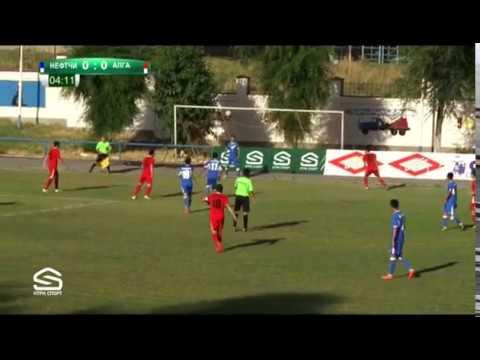 Топ-Лига-2017. Матч#28 Нефтчи – Алга 0:1
