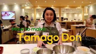 How to make Tamago Don (Oishii X ABC Cooking Studio)