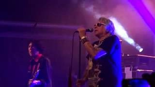 UK SUBS  'Party in Paris'  @  Rebellion 2016