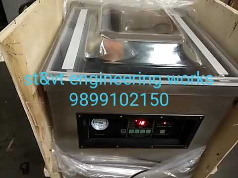 Vacuum Packaging Machine.