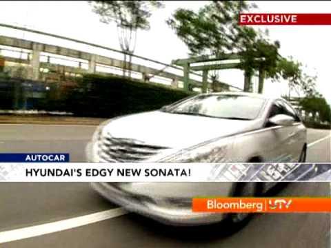 2011 Hyundai Sonata   Comprehensive Review   Autocar India