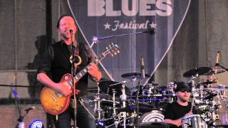 """Forever Man"" DEVON ALLMAN BAND 7/11/15"