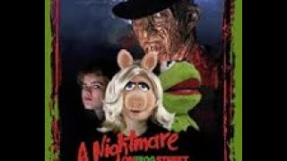 A Nightmare on Frog Street: Parody of Tina Death Scene.