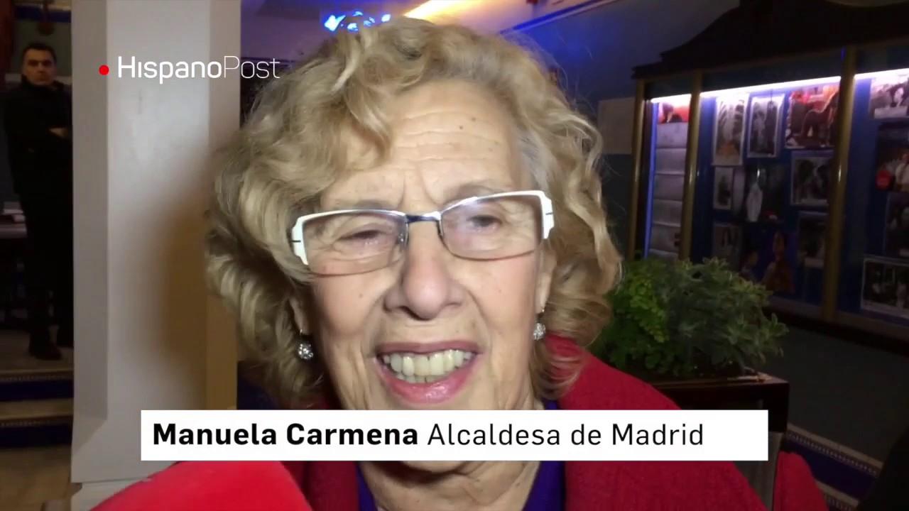 """Emotivo reencuentro de Pedro Almodóvar y Carmen Maura a 30 años de """"La ley del deseo"""""""