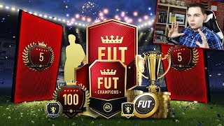 Otwieram nagrody za TOP 100! IKONA + 44 INFORMY | FIFA 18
