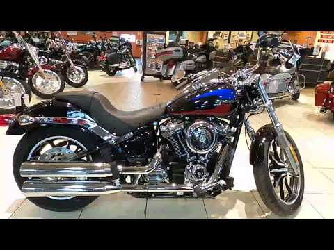 2020 Harley-Davidson HD Softail FXLR Low Rider 107