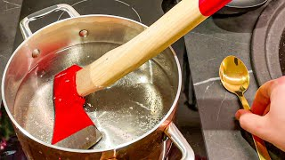 Hatchet Soup - a slav fairytale about cooking (stone soup)