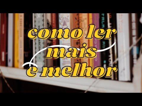 COMO LER MAIS E MELHOR | Laura Brand