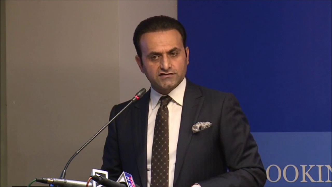 Address by Afghan Ambassador Shaida Abdali