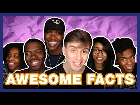 Black History: Awesome Facts, Part TWO!   Thomas Sanders