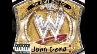 John Cena and tha Trademarc - What Now