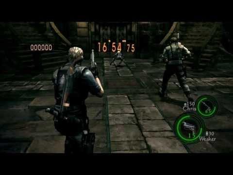 Resident Evil 5 mod Chris RE HD Remaster - смотреть онлайн