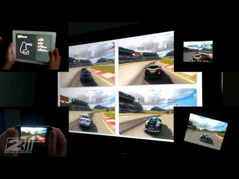 Real Racing 2 HD Adds Wireless Splitscreen Multiplayer For iPhone 4S And iPad 2