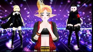 Kar98k  - (Girls' Frontline) - 【MMD/meme】PLZ look at me/Girls frontline - AUG, Kar98k