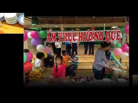 Hội chợ ẩm thực & Trò chơi dân gian 2016